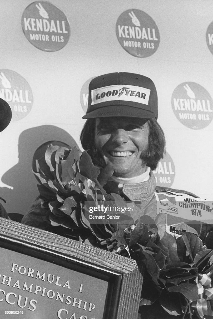 Emerson Fittipaldi, Grand Prix of the United States, Watkins Glen International, 06 October 1974.