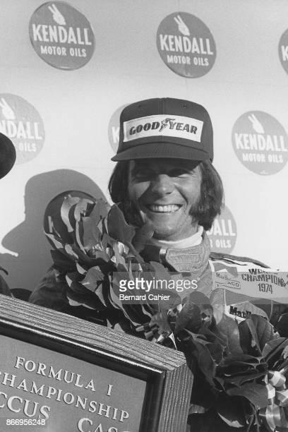 Emerson Fittipaldi Grand Prix of the United States Watkins Glen International 06 October 1974