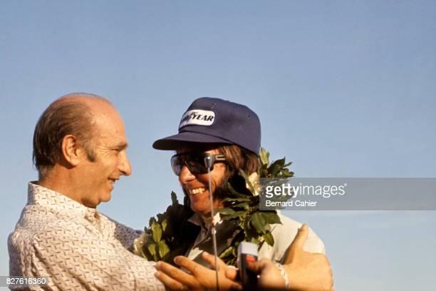 Emerson Fittipaldi, Juan Manuel Fangio, Grand Prix of Argentina, Autodromo Juan y Oscar Galvez, Buenos Aires, 13 January 1974.