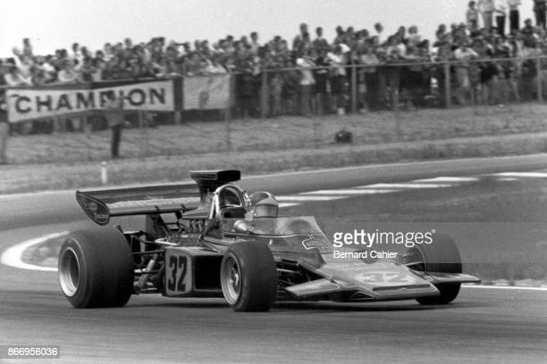 Emerson Fittipaldi, Lotus-Ford 72D, Grand Prix of Belgium, Nivelles-Baulers, 04 June 1972.