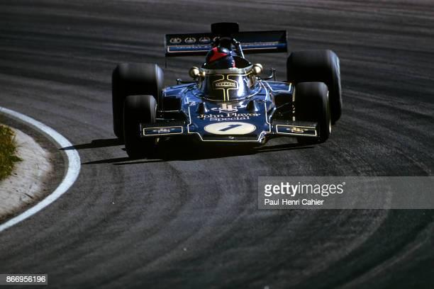 Emerson Fittipaldi LotusFord 72E Grand Prix of Sweden Anderstorp Raceway 17 June 1973