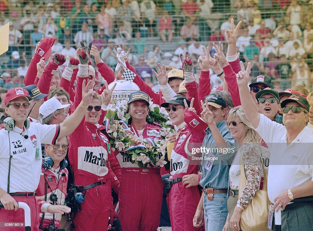 77th Indianapolis 500 : News Photo