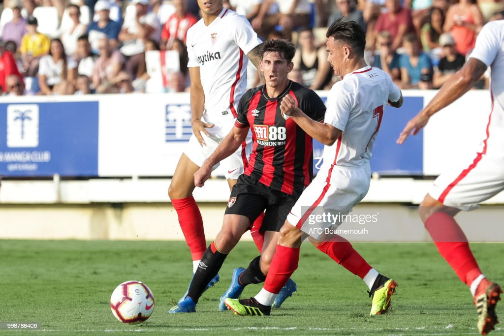 AFC Bournemouth v Sevilla: Pre-Season Friendly : News Photo