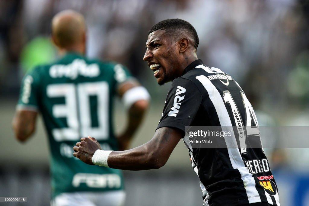 Atletico MG v Palmeiras - Brasileirao Series A 2018 : News Photo