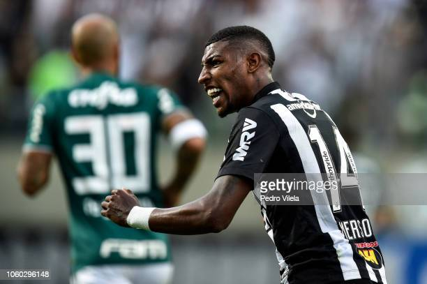 Emerson of Atletico MG a match between Atletico MG and Palmeiras as part of Brasileirao Series A 2018 at Independencia stadium on November 11 2018 in...