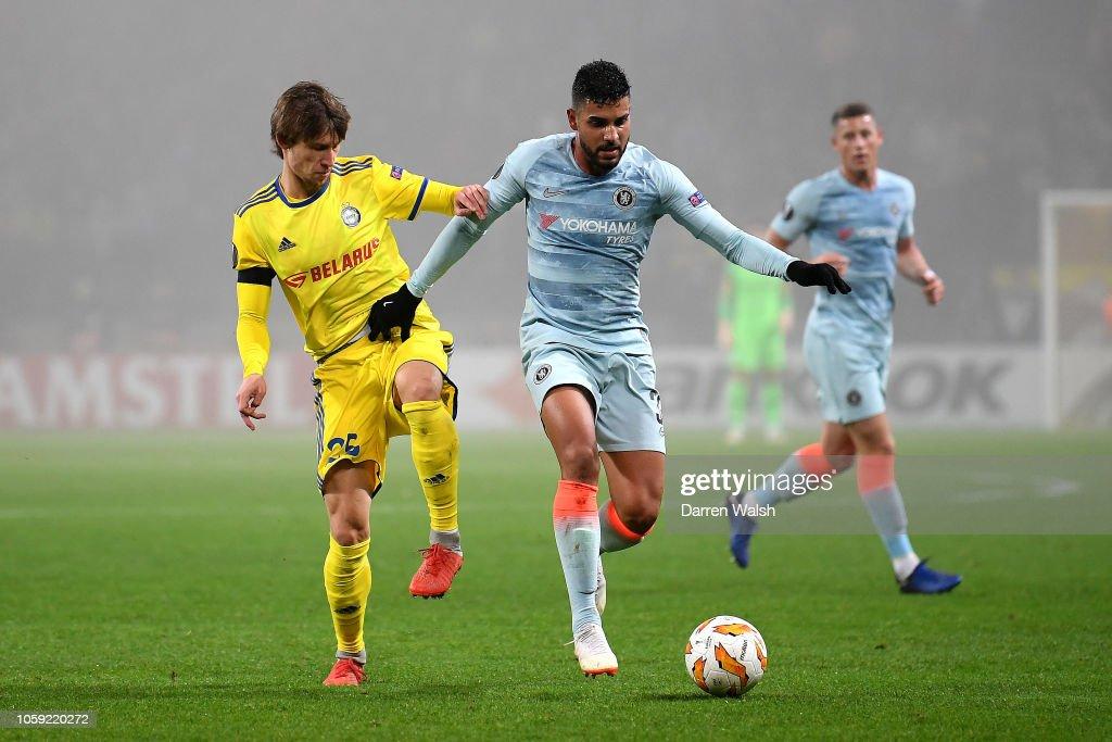FC BATE v Chelsea - UEFA Europa League - Group L : News Photo