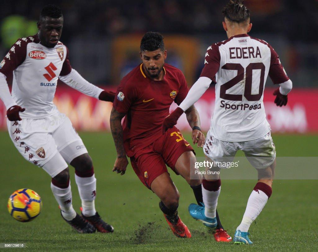 AS Roma v Torino FC - TIM Cup : News Photo