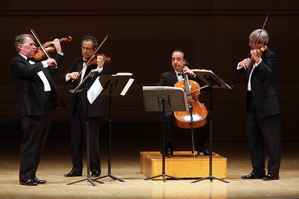Emerson String Quartet Pictures | Getty Images