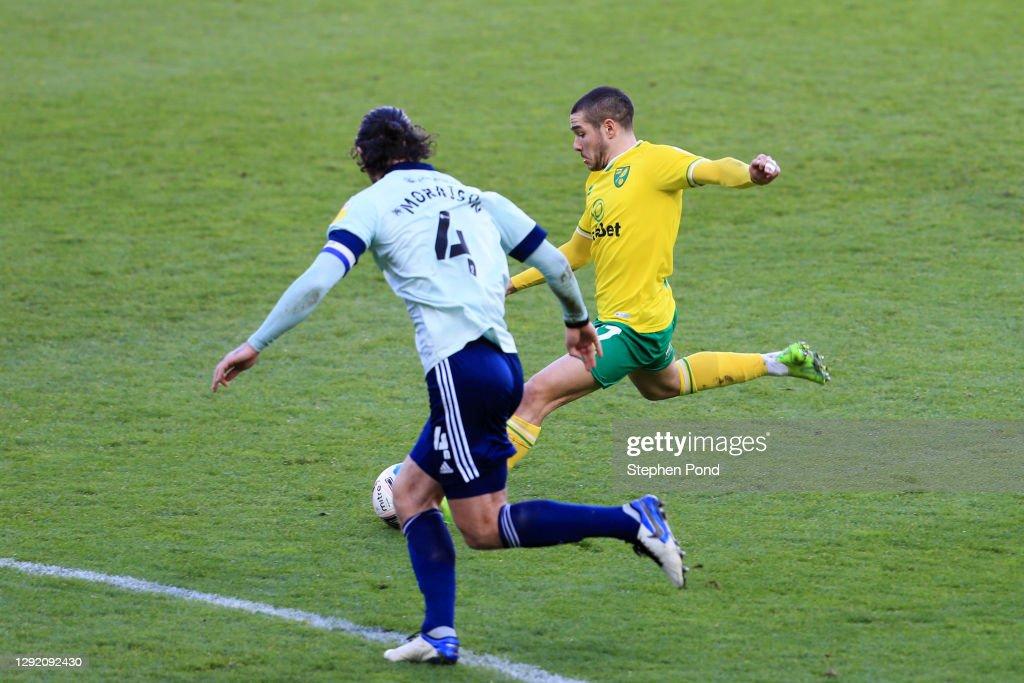 Norwich City v Cardiff City - Sky Bet Championship : ニュース写真