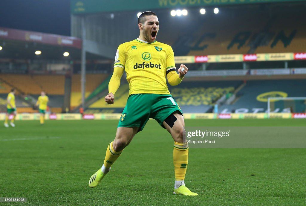 Norwich City v Brentford - Sky Bet Championship : ニュース写真
