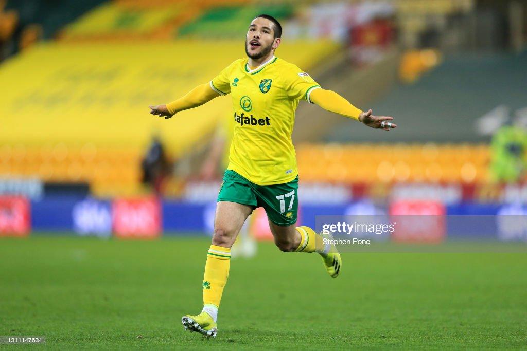 Norwich City v Huddersfield Town - Sky Bet Championship : News Photo