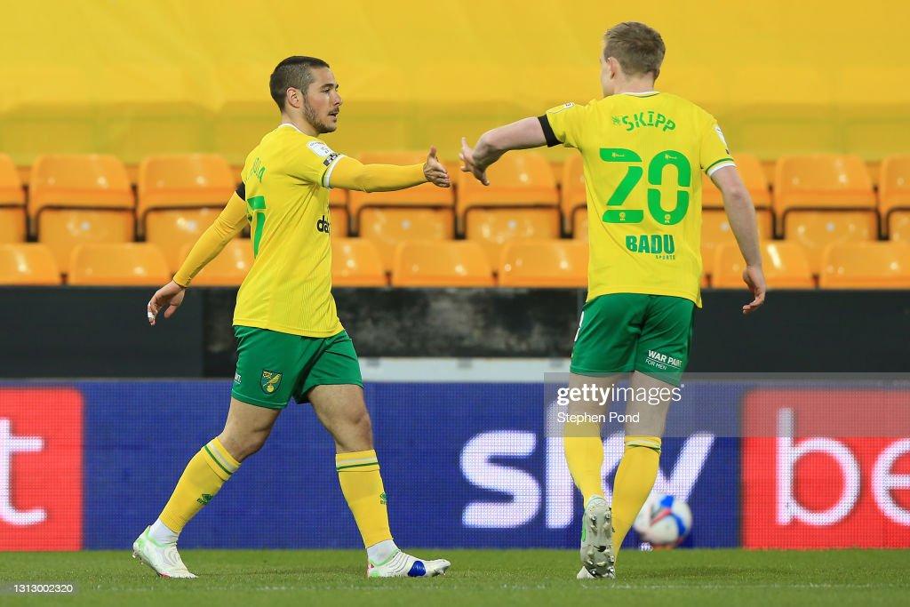 Norwich City v AFC Bournemouth - Sky Bet Championship : ニュース写真