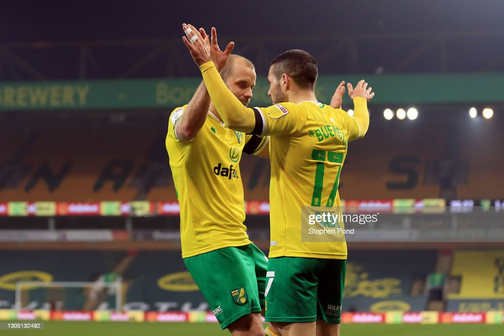 Norwich City v Brentford - Sky Bet Championship : News Photo