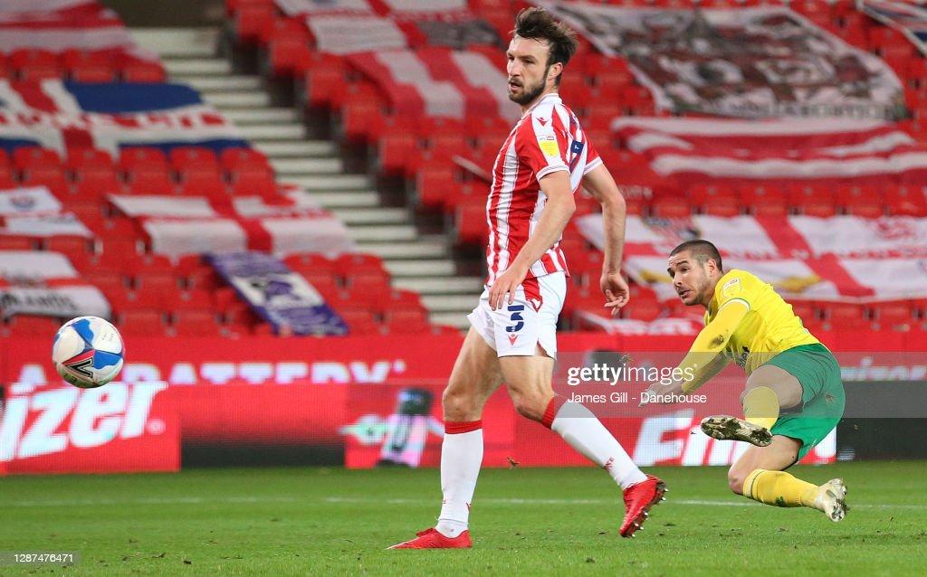 Stoke City v Norwich City - Sky Bet Championship : ニュース写真