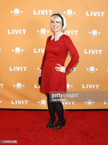 Emie from Canada attends Trip 'R' Treat with LIVIT LA's Largest Live Streaming Competition on October 30 2019 in Hollywood California