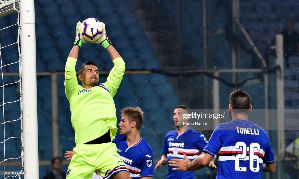 UC Sampdoria v FC Internazionale - Serie A : ニュース写真