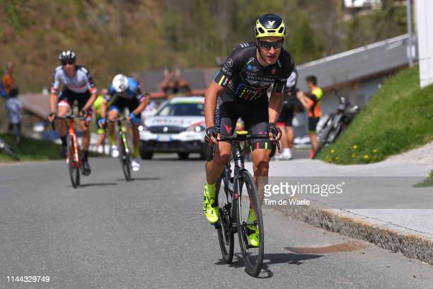 Emil Dima of Romania and Team Giotti Victoria / during the 43rd Tour of the Alps 2019 Stage 1 a 144km stage from Kufstein to Kufstein /...