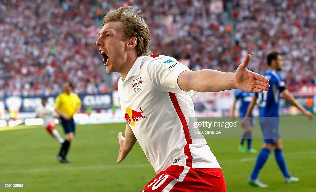 RB Leipzig v Karlsruher SC -  2. Bundesliga
