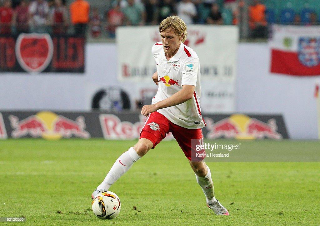 RB Leipzig v Greuther Fuerth  - 2. Bundesliga : News Photo