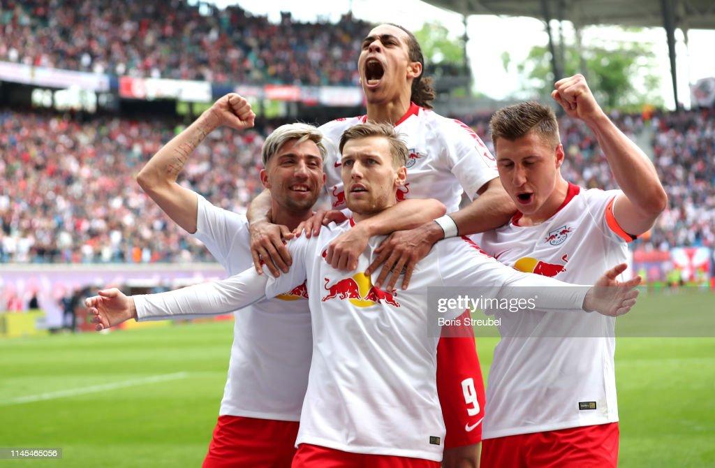 DEU: RB Leipzig v Sport-Club Freiburg - Bundesliga