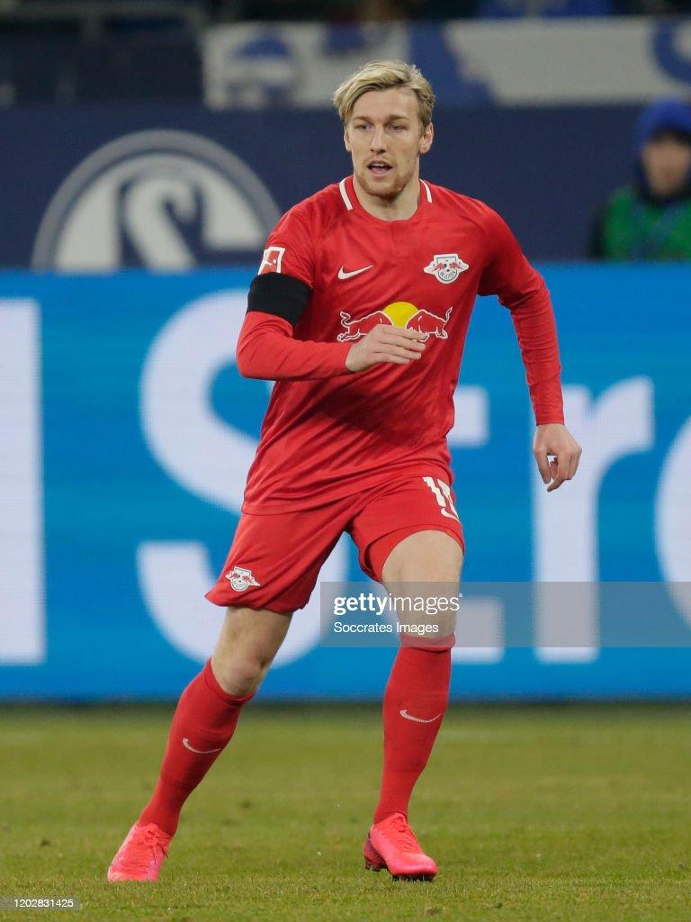 Schalke 04 v RB Leipzig - German Bundesliga : News Photo
