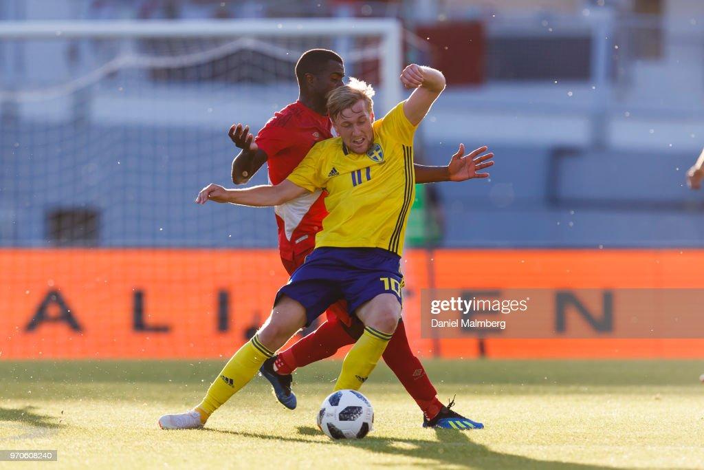 Sweden v Peru - International Friendly