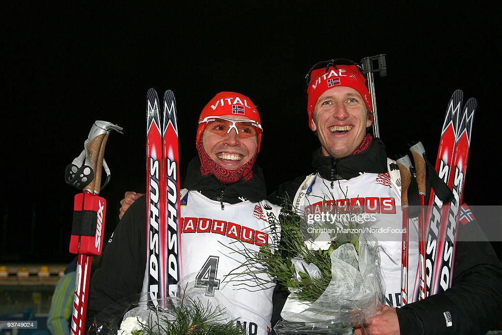 E.ON Ruhrgas IBU Biathlon World Cup - Day 2