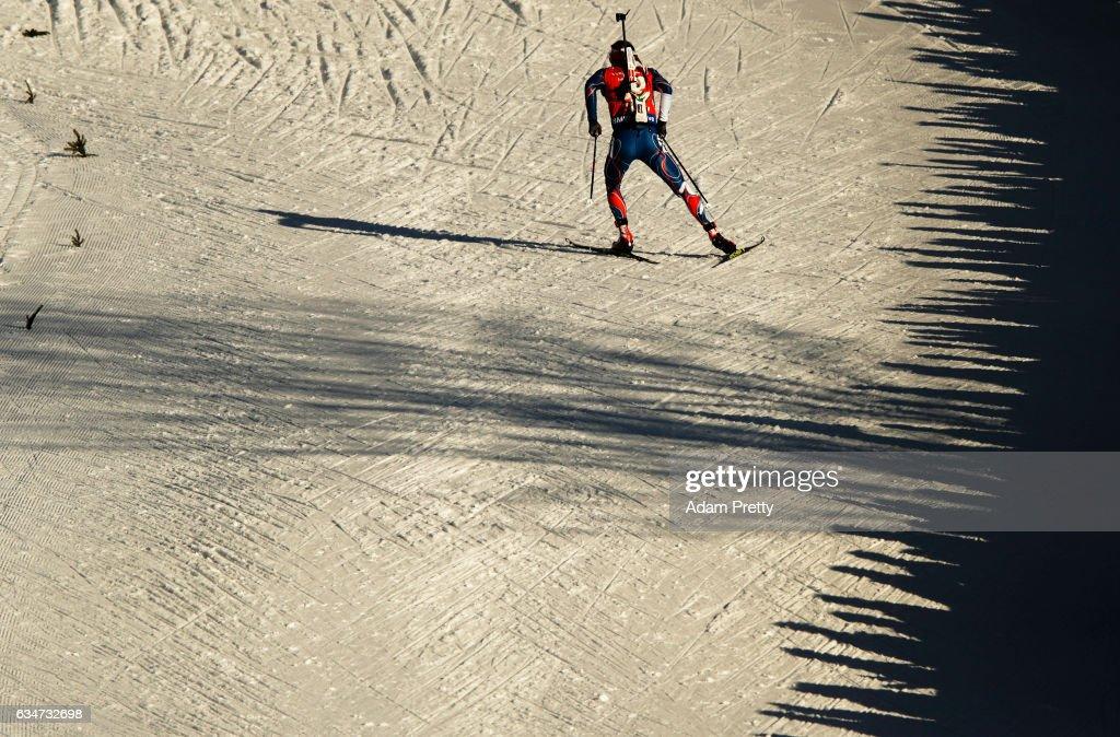 IBU World Championship Biathlon 2017 - Day 4