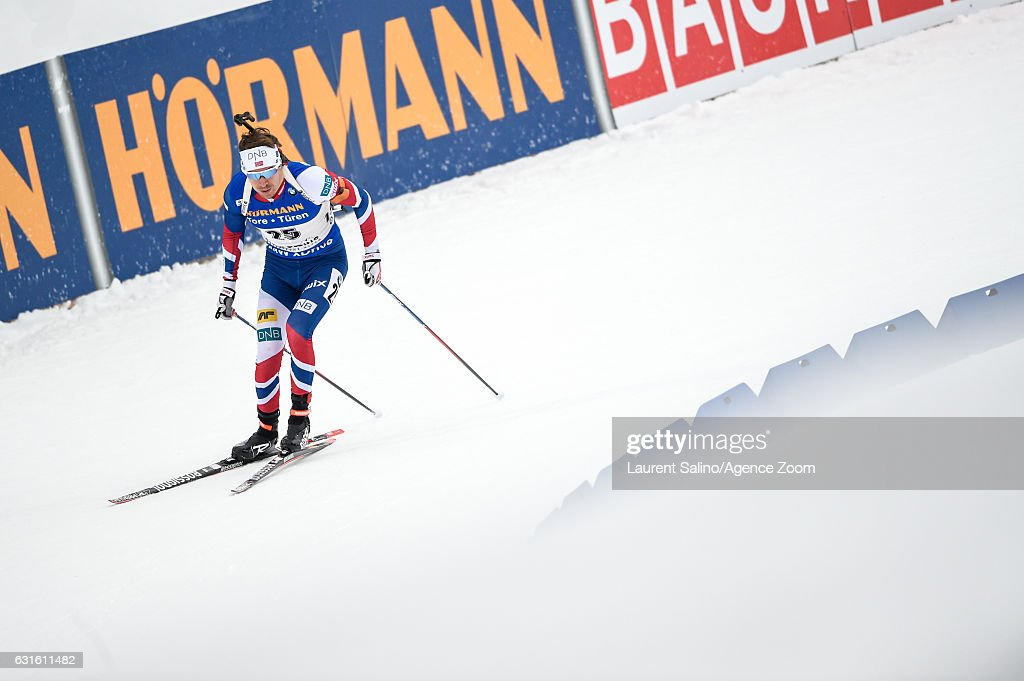 IBU Biathlon World Cup - Men's Sprint