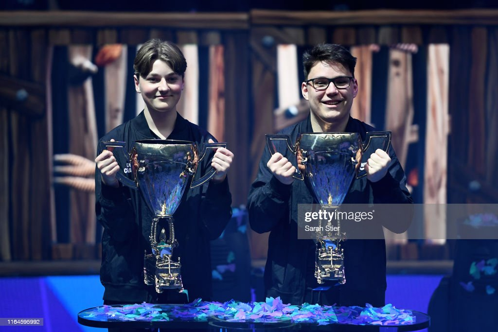 Fortnite World Cup Finals - Round Two : News Photo