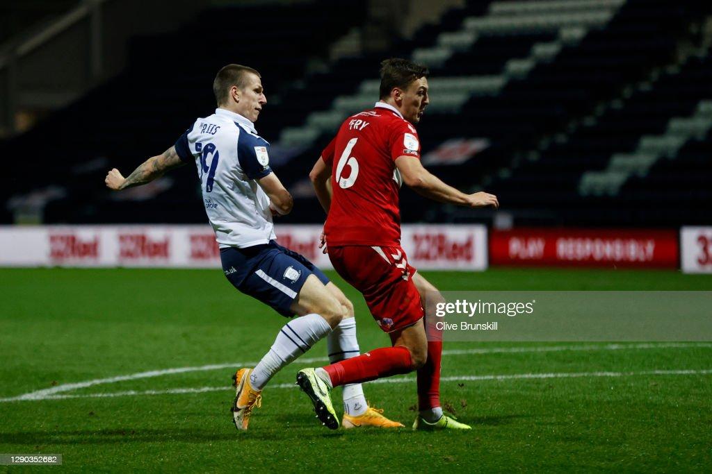 Preston North End v Middlesbrough - Sky Bet Championship : ニュース写真
