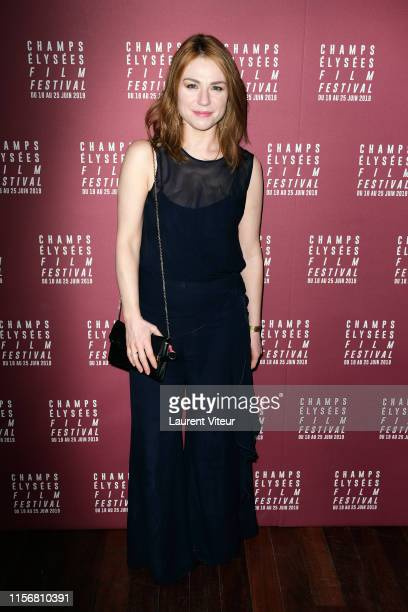 Emile Dequenne attends the opening ceremony of 8th Champs Elysees Film Festival in Paris, France.