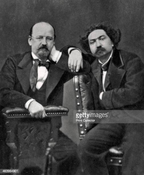 Emile Erckmann and Alexandre Chatrian French writers 1887 Erckmann and Chatrian both came from AlsaceLorraine They wrote together publishing their...