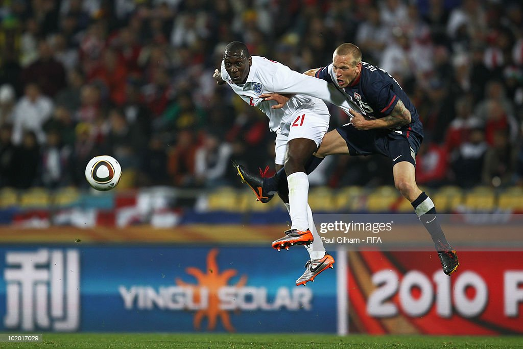 England v USA: Group C - 2010 FIFA World Cup