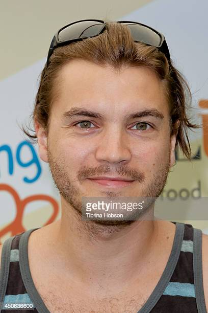Emile Hirsch attends the Children Mending Hearts's 6th annual fundraiser on June 14 2014 in Beverly Hills California