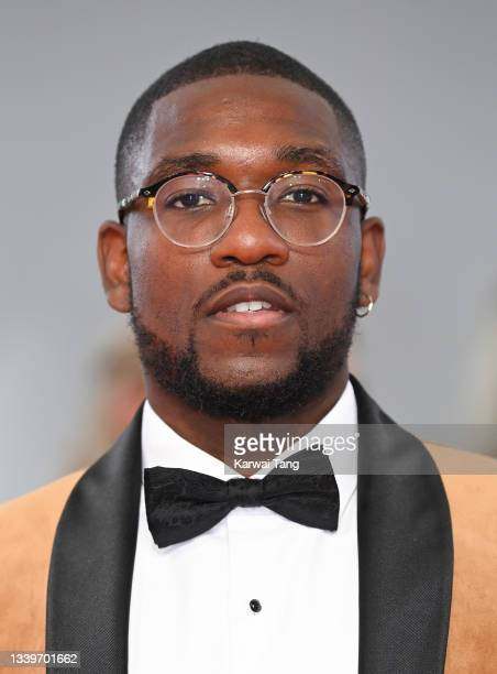 Emile John attends the National Television Awards 2021 at The O2 Arena on September 09, 2021 in London, England.