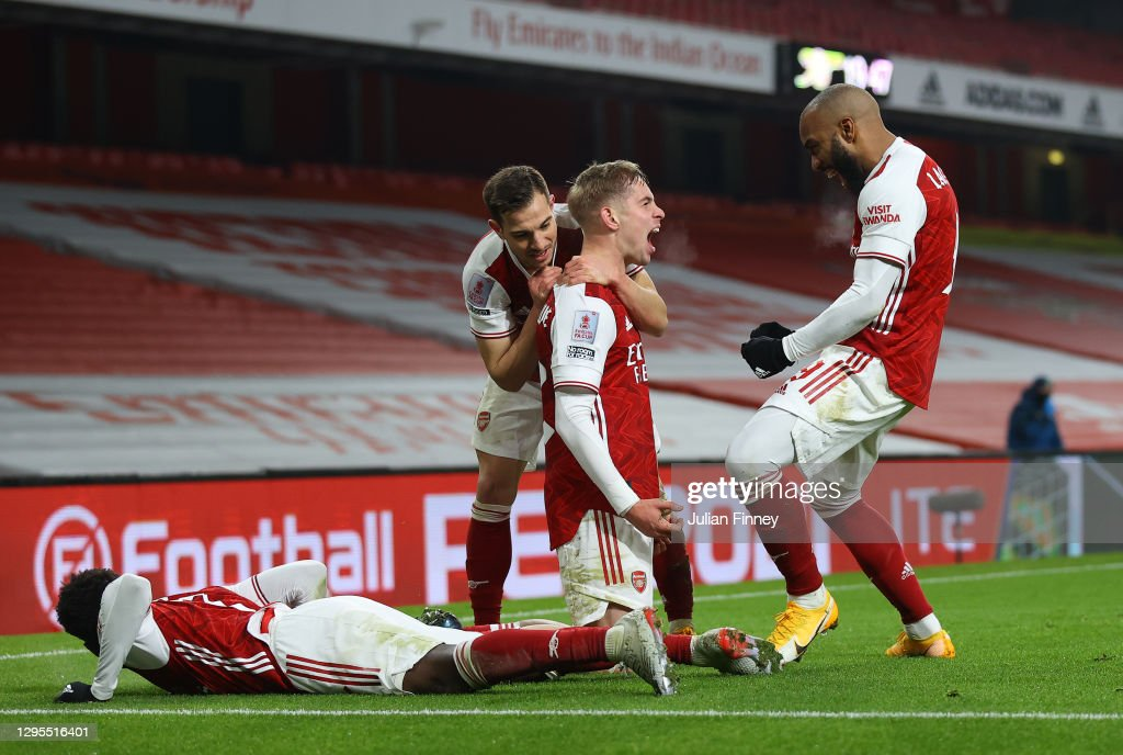 Arsenal v Newcastle United - FA Cup Third Round : ニュース写真