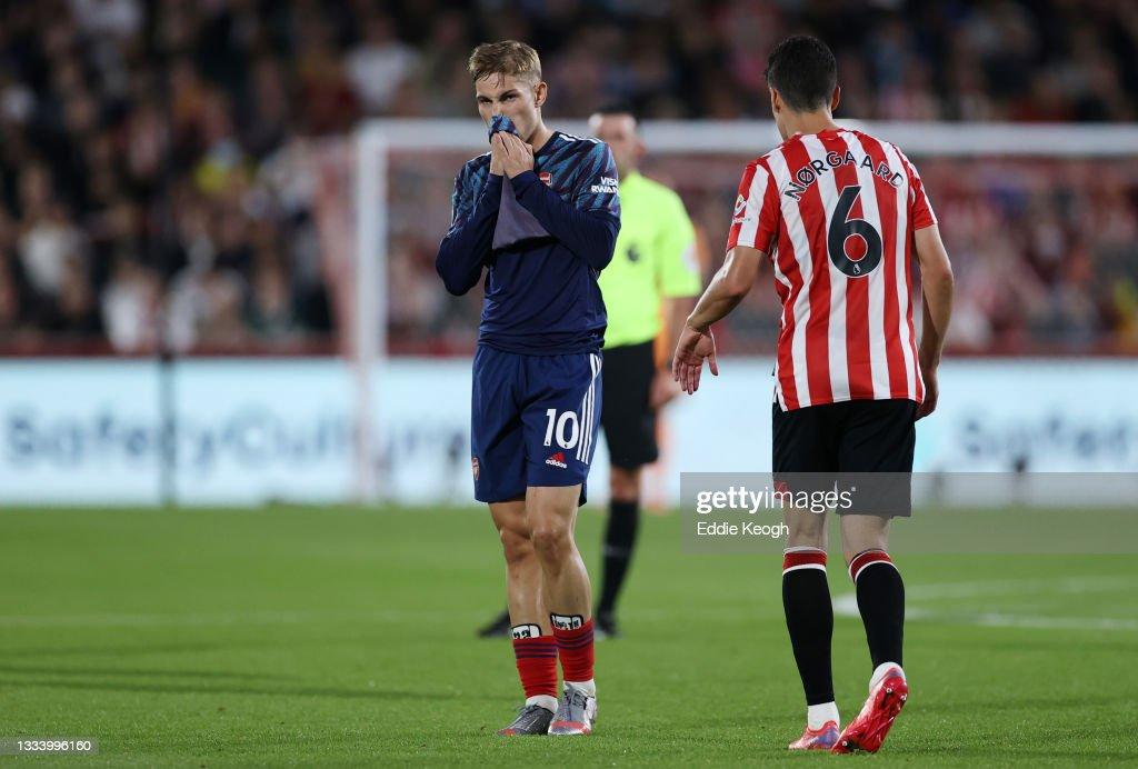 Brentford v Arsenal - Premier League : News Photo