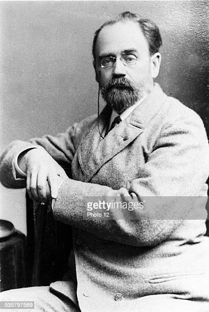 Emile Zola French writer