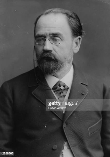 Emile Zola the French novelist