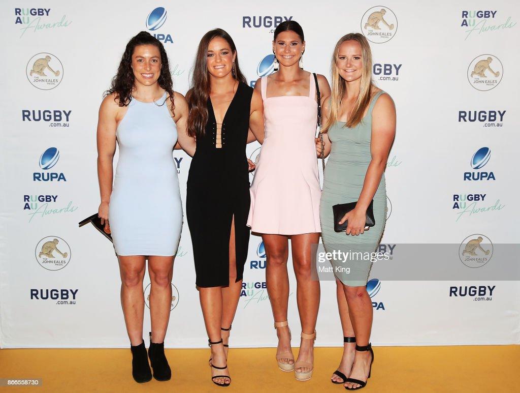 Rugby Australia Awards