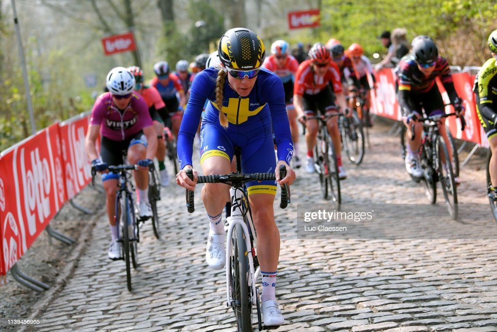 8th Gent-Wevelgem In Flanders Fields 2019 - Women : Photo d'actualité