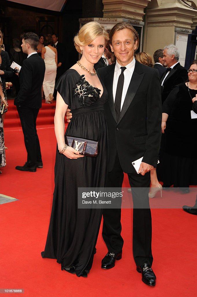 Philips British Academy Television Awards - Arrivals