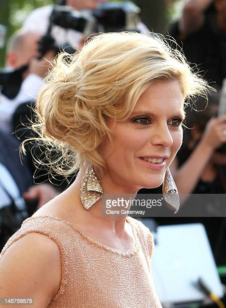 Emilia Fox attends The Arqiva British Academy Television Awards 2012 at The Royal Festival Hall on May 27 2012 in London England