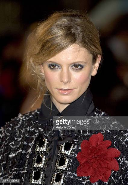 Emilia Fox Attends The Becoming Jane World Premiere In London