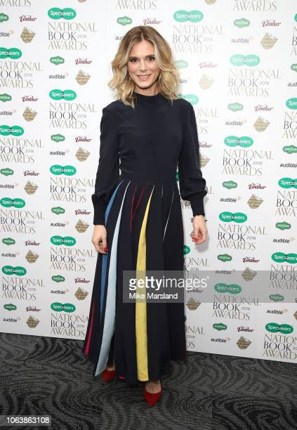 Emilia Fox attends the National Book Awards at RIBA on November 20 2018 in London England