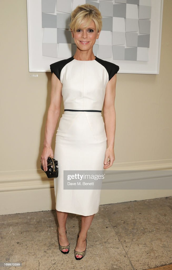 Emilia Fox attends the preview party for The Royal Academy Of Arts Summer Exhibition 2013 at Royal Academy of Arts on June 5, 2013 in London, England.