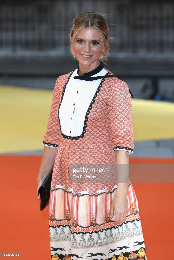 Emilia Fox attends the preview party for the Royal Academy Summer Exhibition at Royal Academy of Arts on June 7, 2017 in London, England.