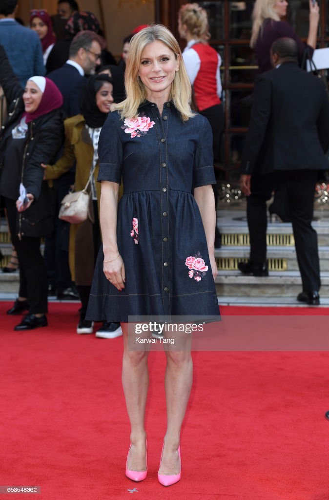 Emilia Fox attends the Prince's Trust Celebrate Success Awards at the London Palladium on March 15, 2017 in London, England.