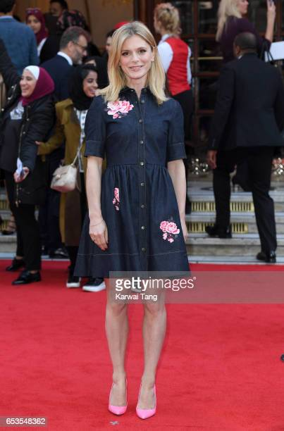 Emilia Fox attends the Prince's Trust Celebrate Success Awards at the London Palladium on March 15 2017 in London England